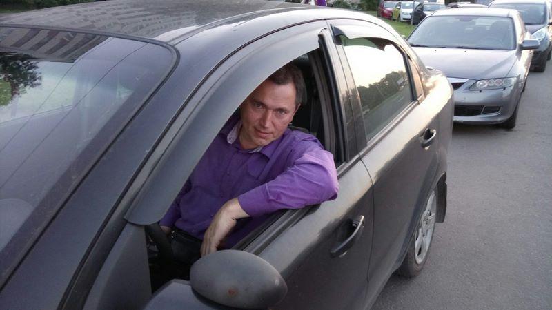 Автоинструктор Виноградов Андрей Аркадьевич. Рейтинг 4.7. Всего проголосовало 3 чел.