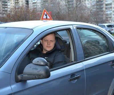 Автоинструктор Силаев Алексей Витальевич. Рейтинг 4.9. Всего проголосовало 36 чел.