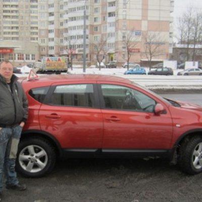 Автоинструктор Травников Юрий. Рейтинг 4.5. Всего проголосовало 4 чел.