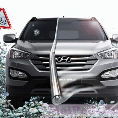 Бронирование, или антигравийная защита автомобиля