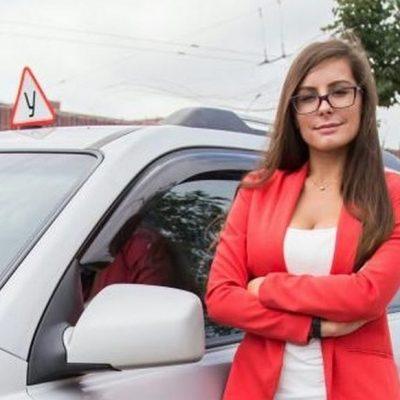 Автоинструктор Легких Карина Сергеевна. Рейтинг 5.0. Всего проголосовало 3 чел.