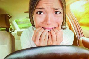 Статья Как справиться со страхом перед вождением автомобиля