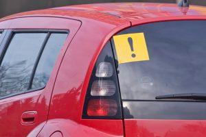 Статья Проблемы начинающего водителя