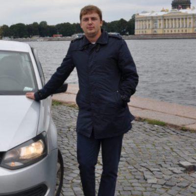 Автоинструктор Павел Вячеславович. Рейтинг 5. Всего проголосовало 5 чел.